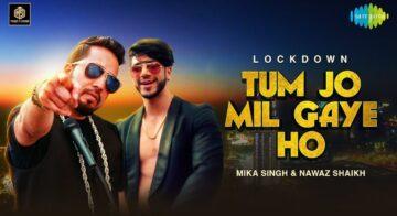 Tum Jo Mil Gaye Ho Lyrics - Mika Singh