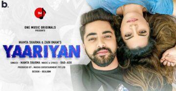 Yaariyan Lyrics - Mamta Sharma