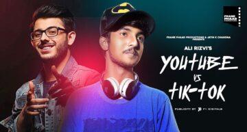 Youtube vs Tiktok Lyrics - Ali Rizvi