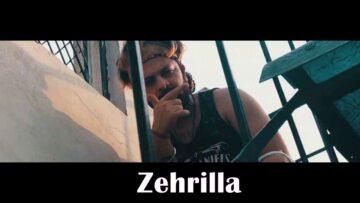 Zehrilla Lyrics - A bazz