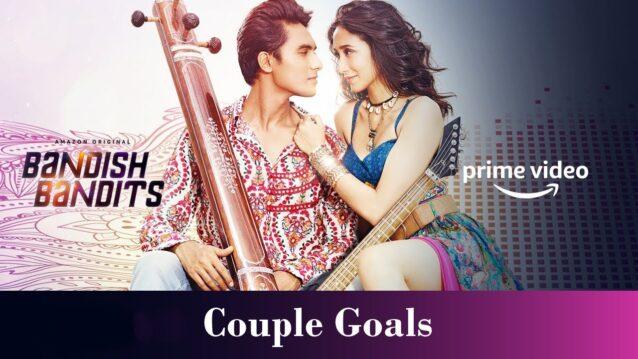 Couple Goals Lyrics - Bandish Bandits | Armaan Malik