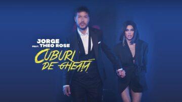 Cuburi de gheata Lyrics - Jorge ft. Theo Rose