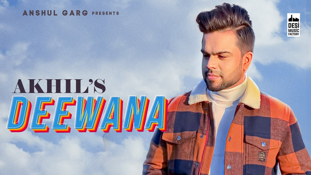 Deewana Lyrics - Akhil