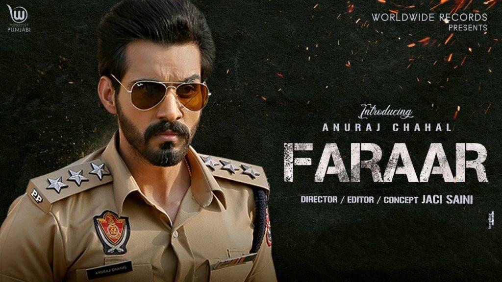 Faraar Lyrics - Anuraj Chahal