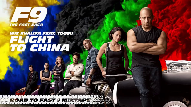 Flight to China Lyrics - Wiz Khalifa ft. Toosii