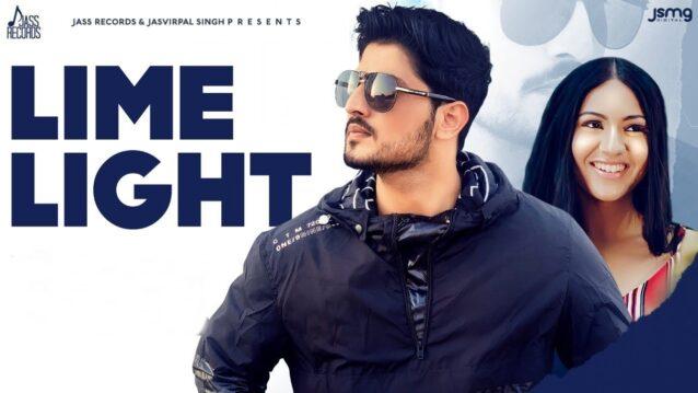 Lime Light Lyrics - Gurnam Bhullar