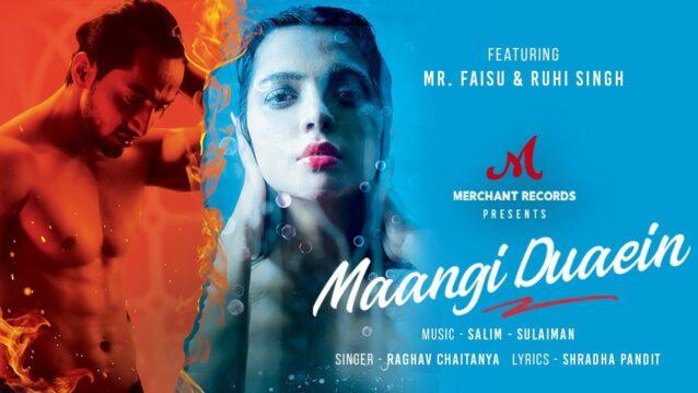 Maangi Duaein Lyrics - Raghav Chaitanya