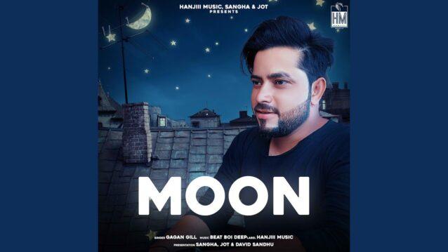 Moon Lyrics - Gagan Gill