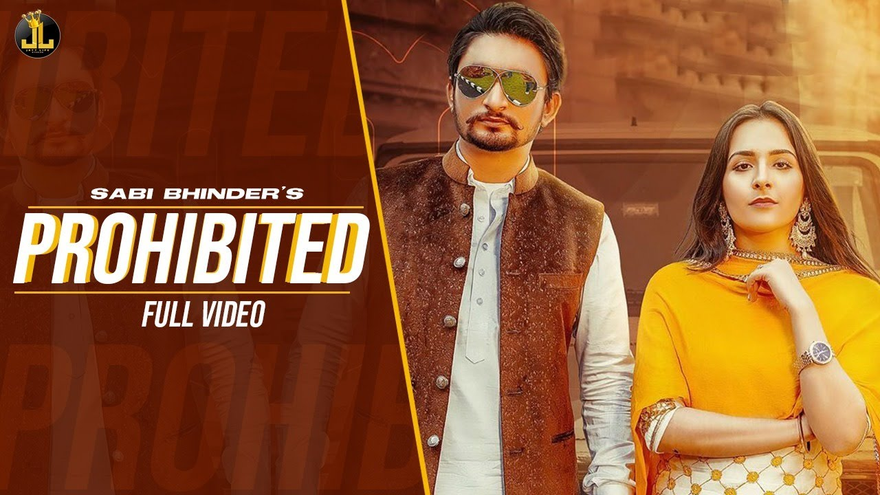 Prohibited Lyrics - Sabi Bhinder & Gurlez Akhtar