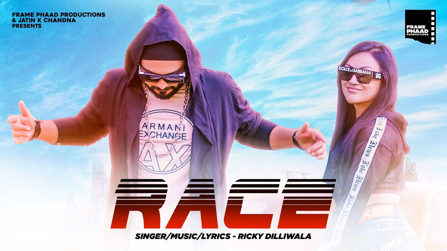 Race Lyrics - Ricky Dilliwala
