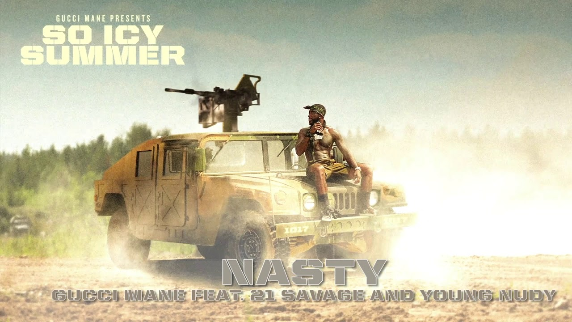 Rain Shower Lyrics - Gucci Mane ft. Young Thug