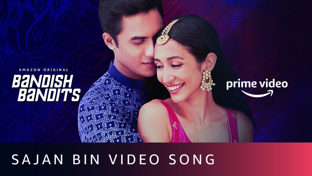 Sajan Bin Lyrics - Bandish Bandits | Jonita Gandhi