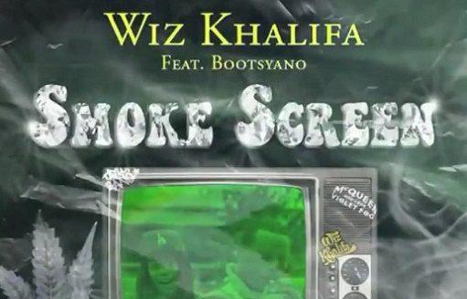 Smoke Screen Lyrics - Wiz Khalifa ft. Bootsyano
