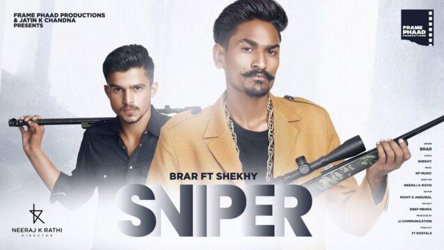 Sniper Lyrics - Brar