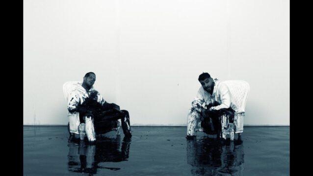Tiefschwarz Lyrics - Kontra K ft. Samra