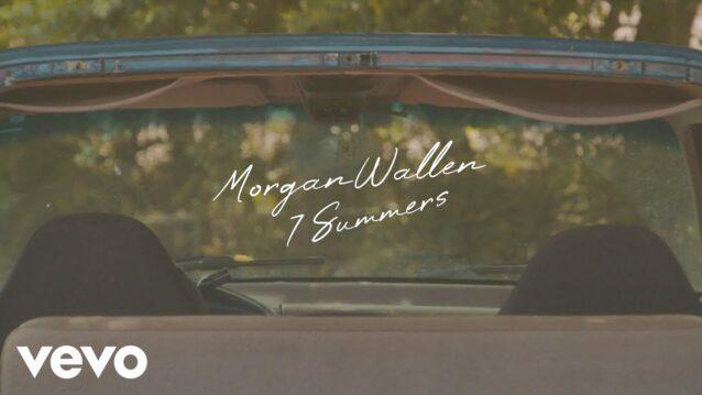7 Summers Lyrics - Morgan Wallen