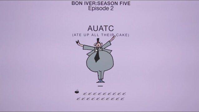 AUATC Lyrics - Bon Iver