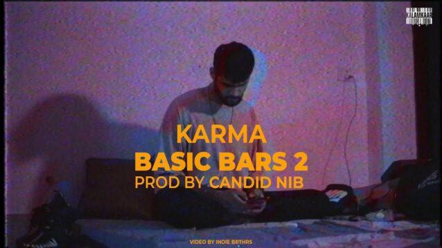 Basic Bars 2 Lyrics - Karma