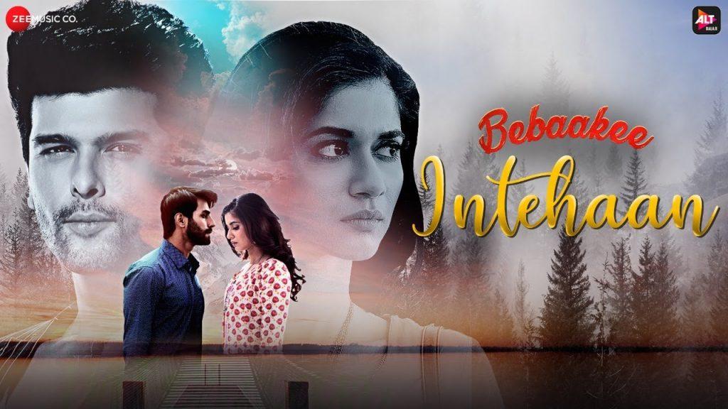 Intehaan Lyrics - Bebaakee | Gaurav Guleria