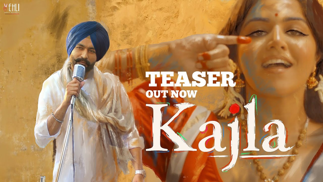 Kajla Lyrics - Tarsem Jassar