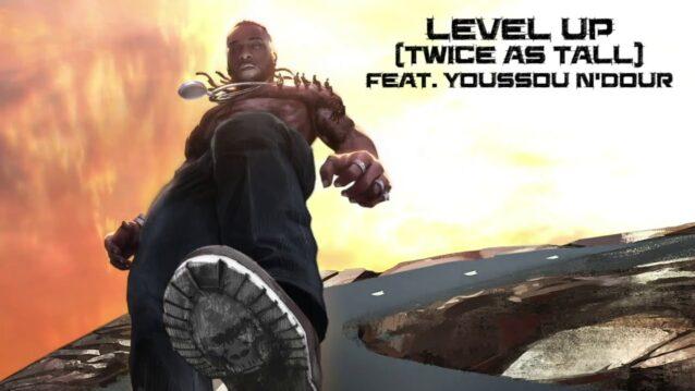 Level Up (Twice as Tall) Lyrics - Burna Boy ft. Youssou N'Dour