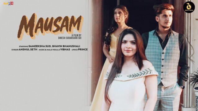 Mausam Lyrics - Anshul Seth