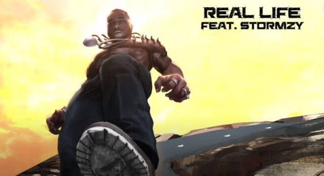 Real Life Lyrics - Burna Boy ft. Stormzy