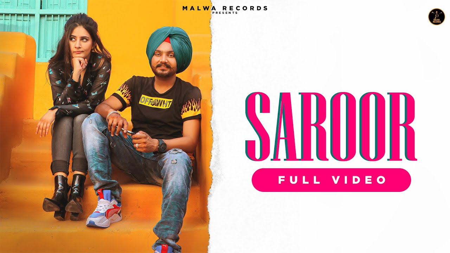 Saroor Lyrics - Davinder Bhatti