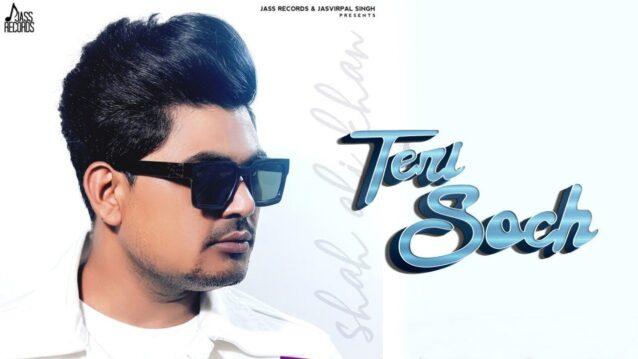 Teri Soch Lyrics - Shah Ali Khan