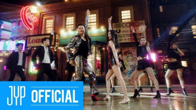 When We Disco Lyrics - J.Y. Park ft. SUNMI