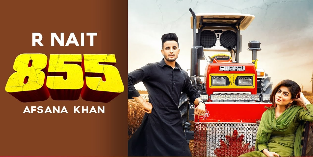 855 Lyrics - R Nait x Afsana Khan