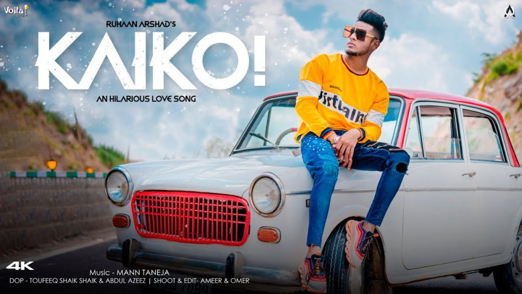 Kaiko Lyrics - Ruhaan Arshad