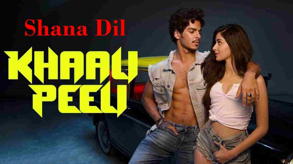 Shana Dil Lyrics - Khaali Peeli