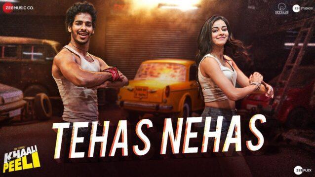 Tehas Nehas Lyrics - Khaali Peeli