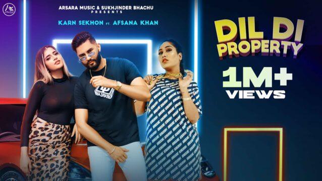 Dil Di Property Lyrics - Karn Sekhon
