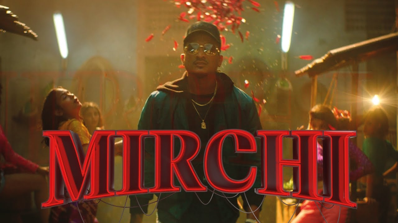 Mirchi Lyrics - DIVINE ft. MC Altaf, Phenom, Stylo G