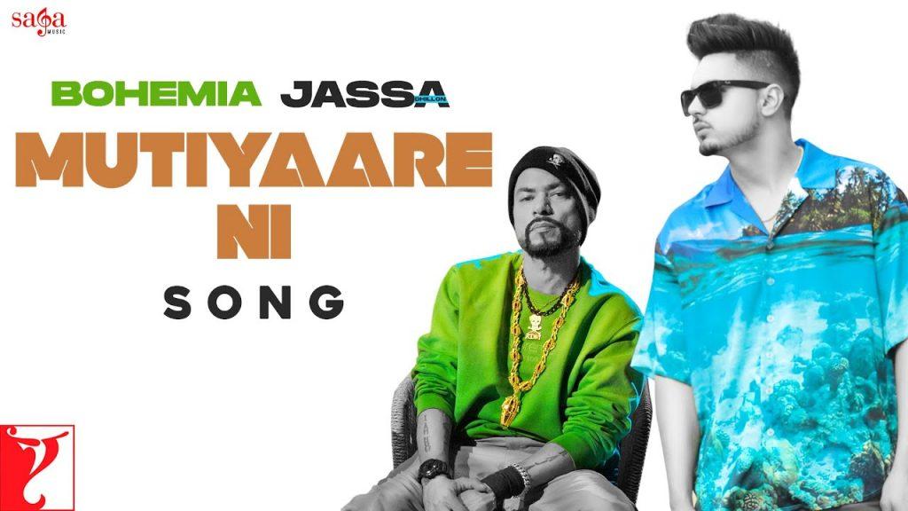 Mutiyaare Ni Lyrics - Jassa Dhillon