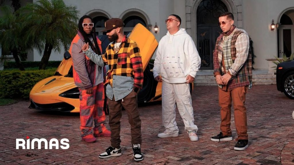 Aparentemente 2 Lyrics - Arcangel, De La Ghetto, Yaga & Mackie