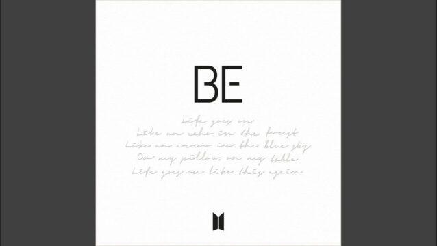 Blue & Grey Lyrics - BTS