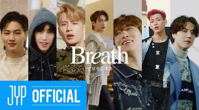 Breath Lyrics - GOT7