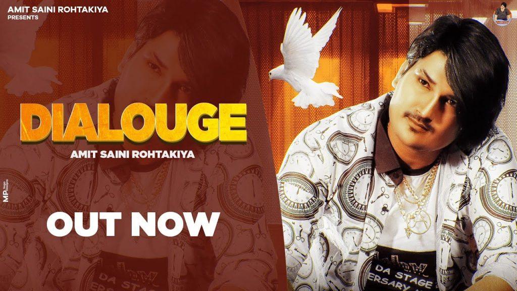 Dialogue Lyrics - Amit Saini Rohtakiya