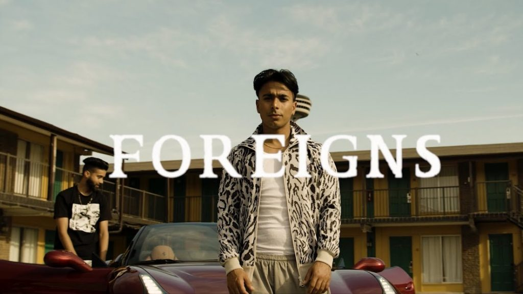 Foreigns Lyrics - Ap Dhillon x Gurinder Gill