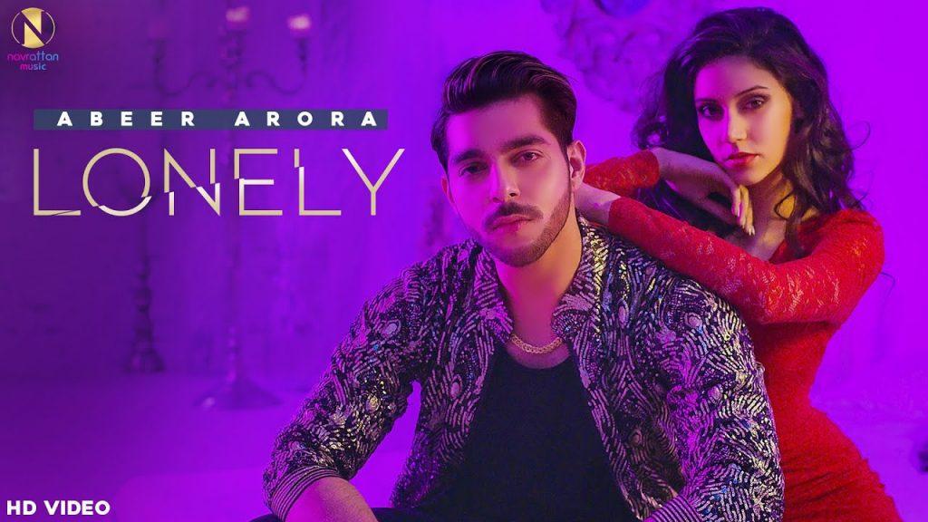 Lonely Lyrics - Abeer Arora