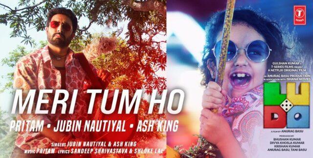 Meri Tum Ho Lyrics - Ludo   Jubin Nautiyal