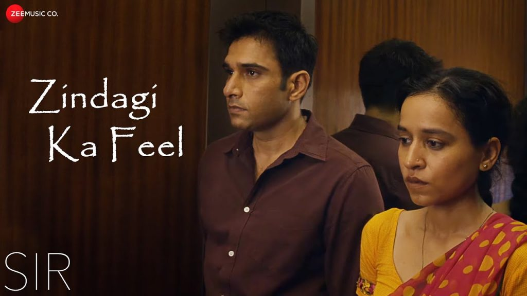 Zindagi Ka Feel Lyrics - Nakash Aziz
