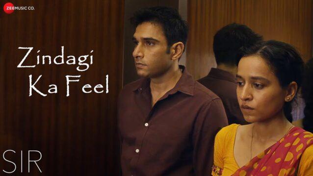Zindagi Ka Feel Lyrics - Nakash Aziz