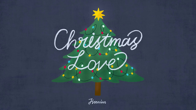 Christmas Love Lyrics - Jimin (BTS)