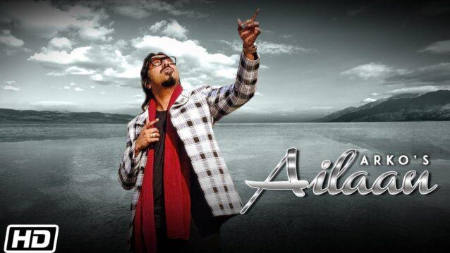 Ailaan Lyrics - Arko