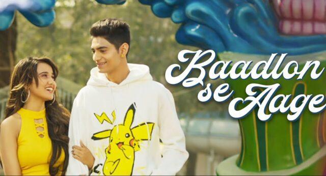 Baadlon Se Aage Lyrics - Palak Muchhal