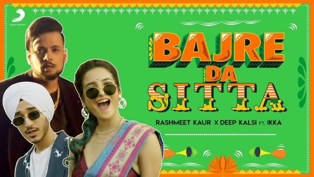 Bajre Da Sitta Lyrics - Rashmeet Kaur x Deep Kalsi   Ikka